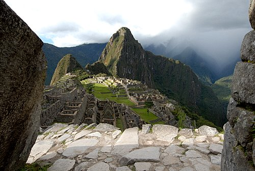 The Lost City of the Incas, Machu Picchu